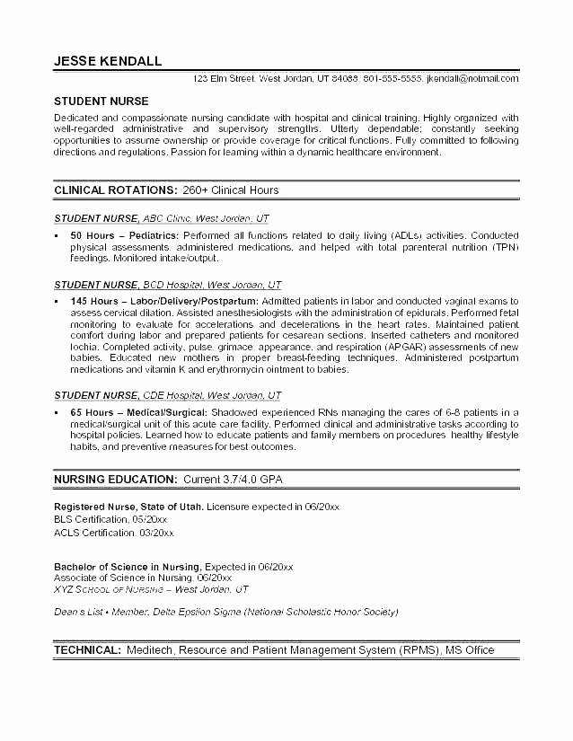 Resume Objectives for Recent High School Graduates Grad