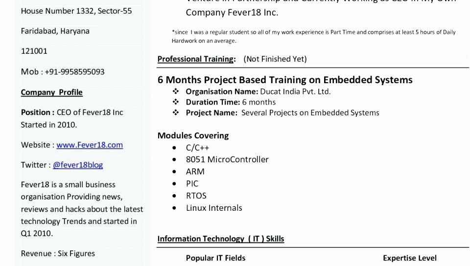 Resume Online Builder Free – Gyomorgyurufo