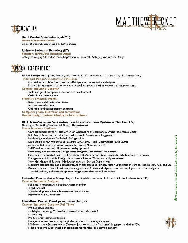 Resume Patents Awards by Matthew Ricket at Coroflot