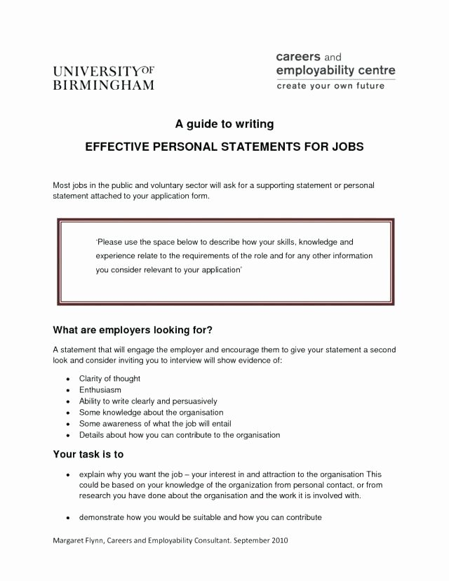 Resume Power Statement Examples Strong Resume Power