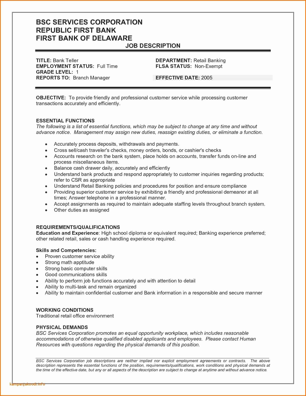Resume Qualifications Hat Skills to Put A Resume