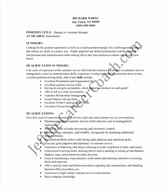 Resume Quick Learner Fiveoutsiders