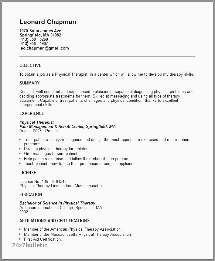 Resume Resume for Cna with No Experience Resume Examples
