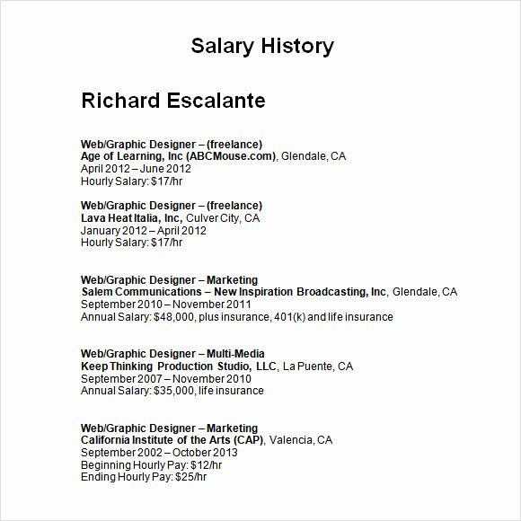 Resume Salary Requirements format Antitesisadalah X Fc2