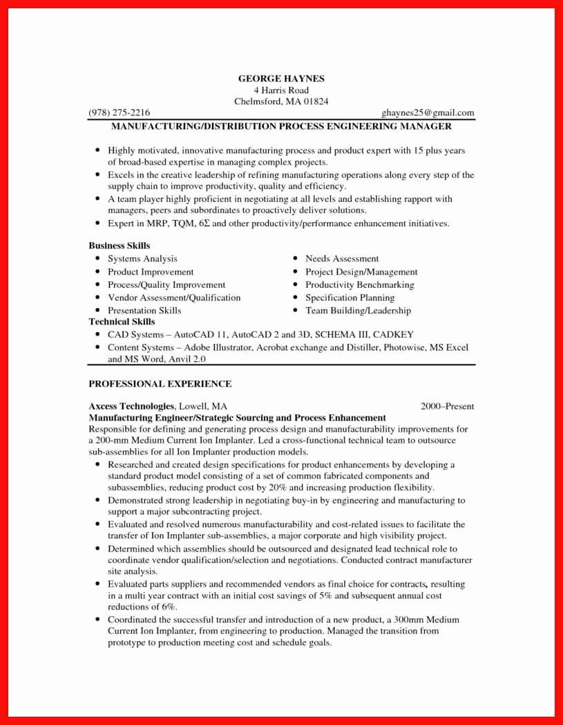 Resume Sample Pdf format