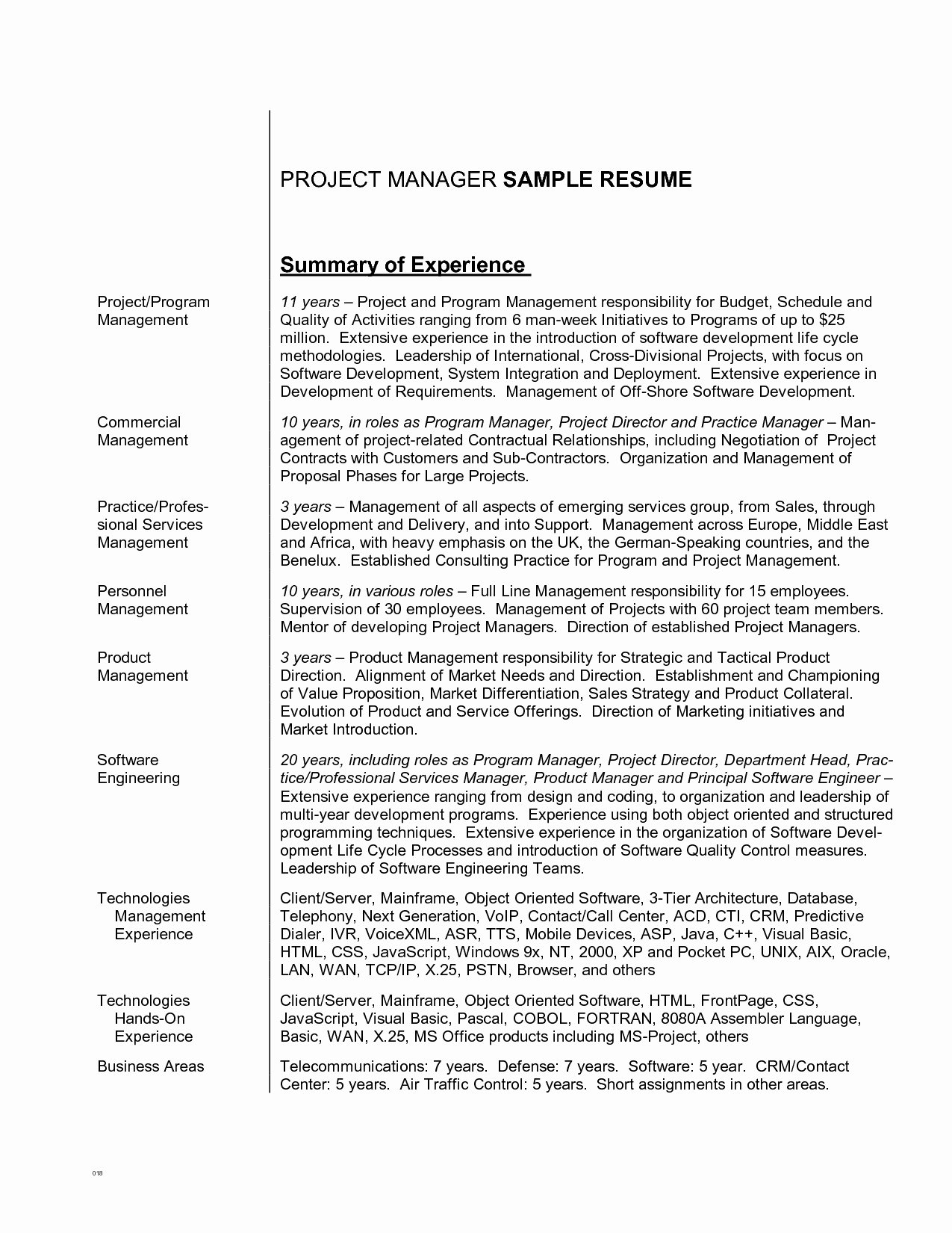 Resume Summary for Students Resume Summary Examples for