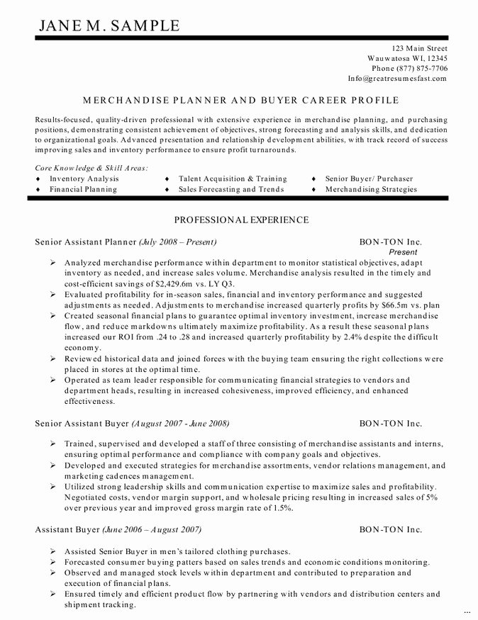 Resume Summary Statement Administrative assistant