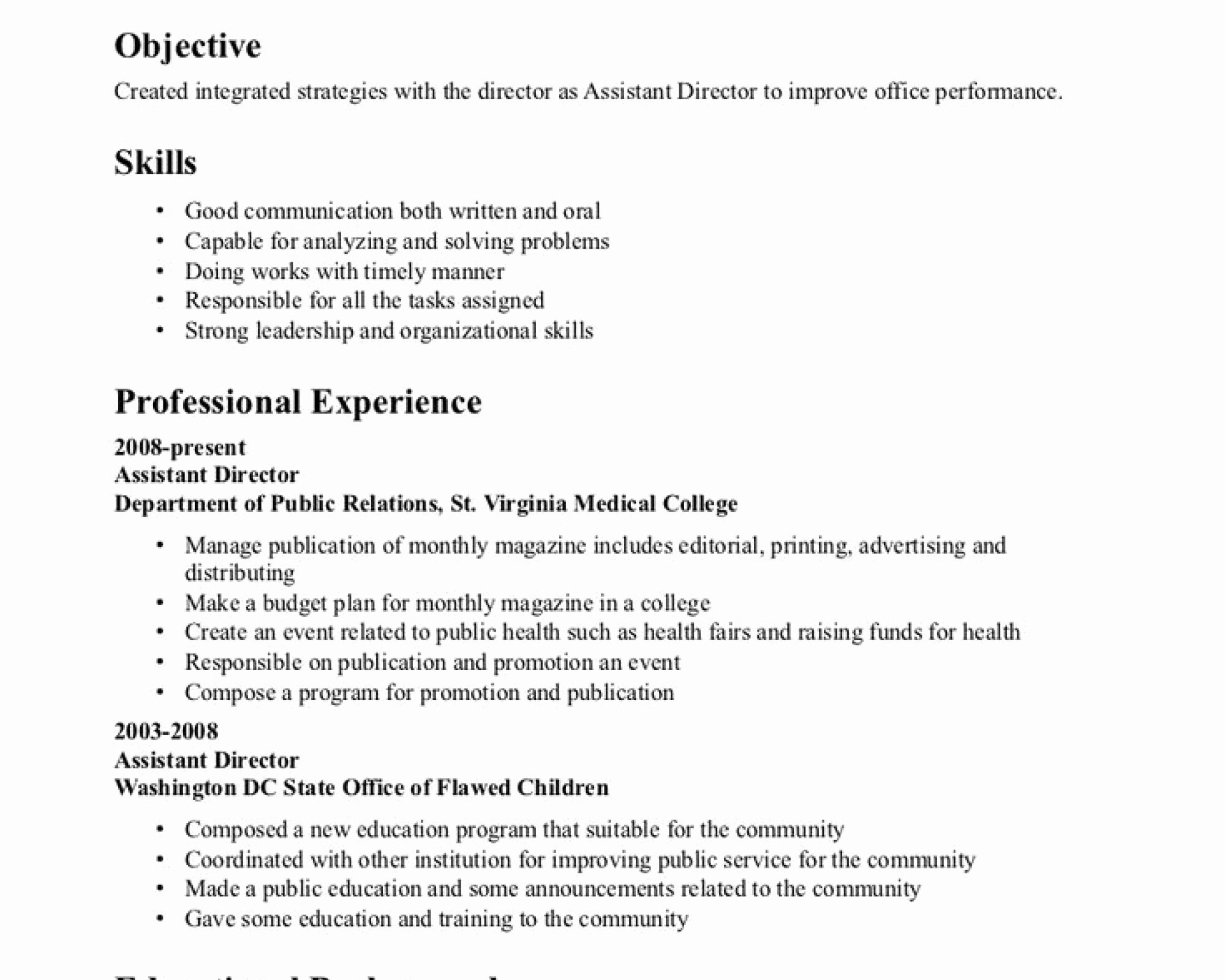 Resume Synonym Resume Ideas