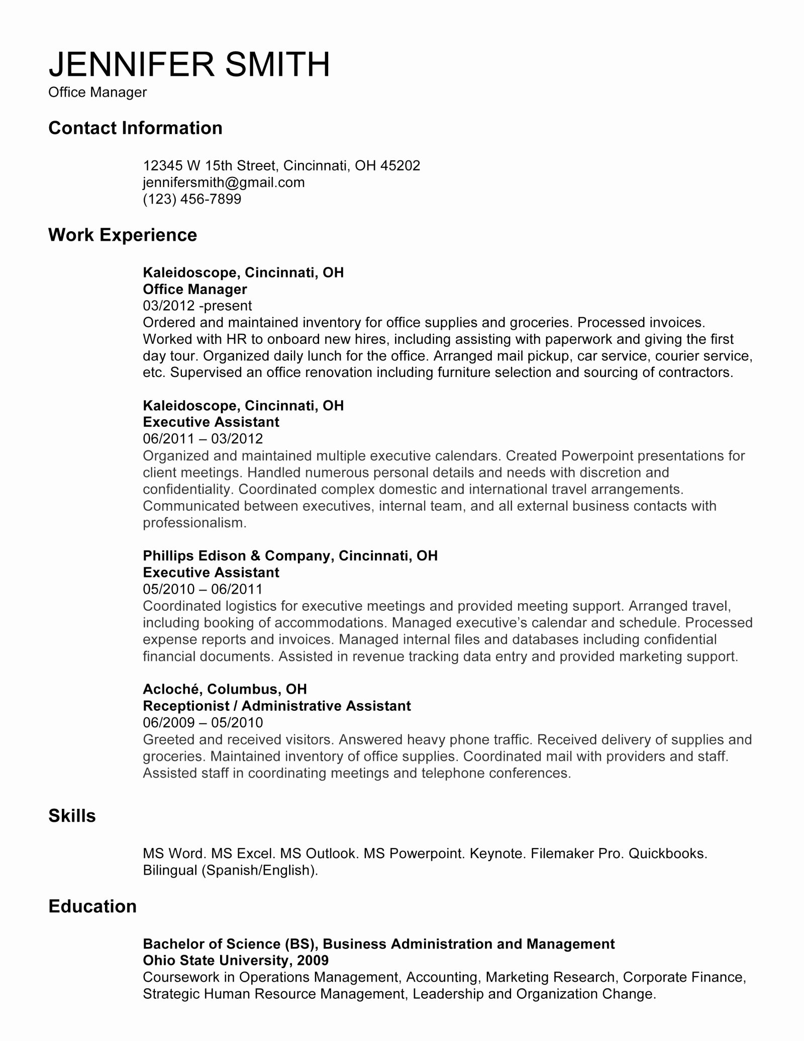 Resume Template Latex Badak Templates Puter Science