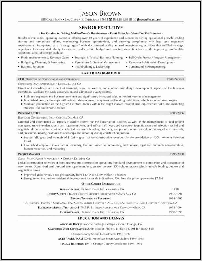 Resume Templates for Wordpad Template Resume Examples