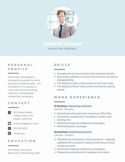 Resume Templates Free Download for Mac – Usgeneratorsfo