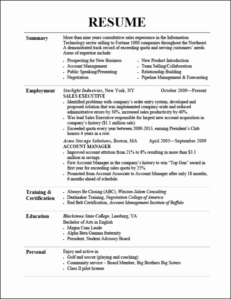 Resume Tips 2 Resume Cv Design