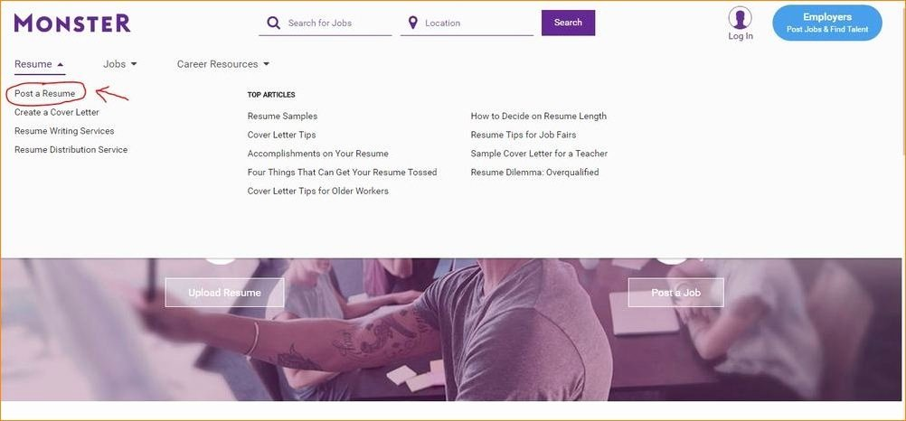 Resume Upload Sites Best Resume Gallery