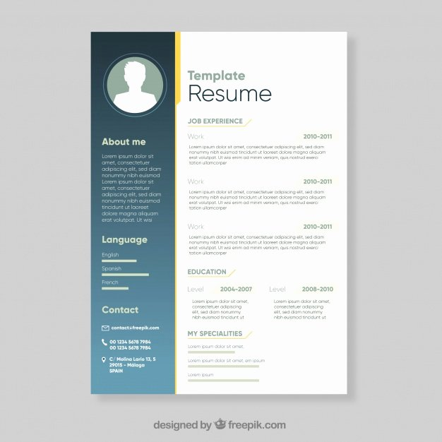 Resume Vectors S and Psd Files