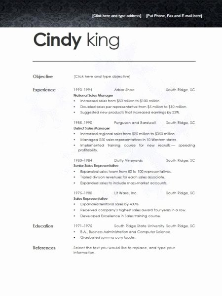 Resume Writer Free