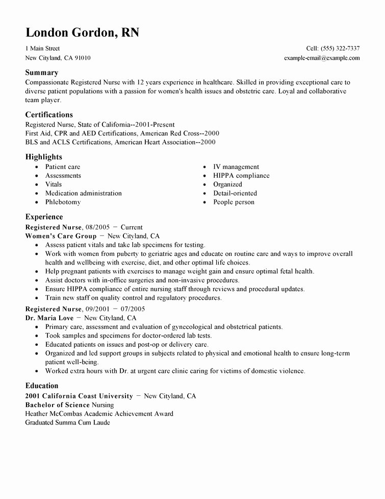 Resume Writing for Current College Students