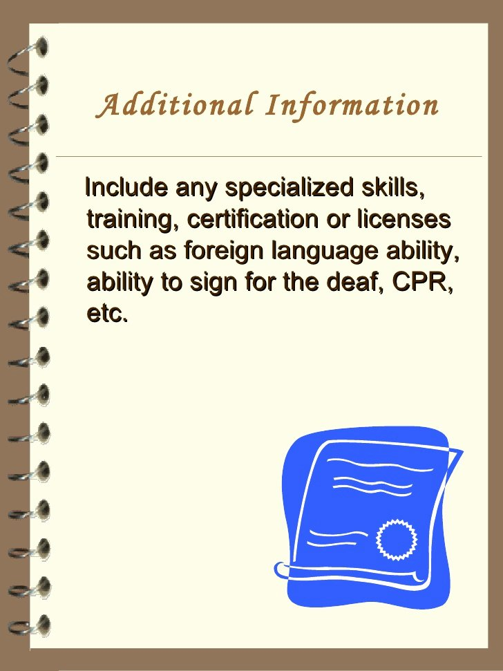 Resume Writing Sb for Students