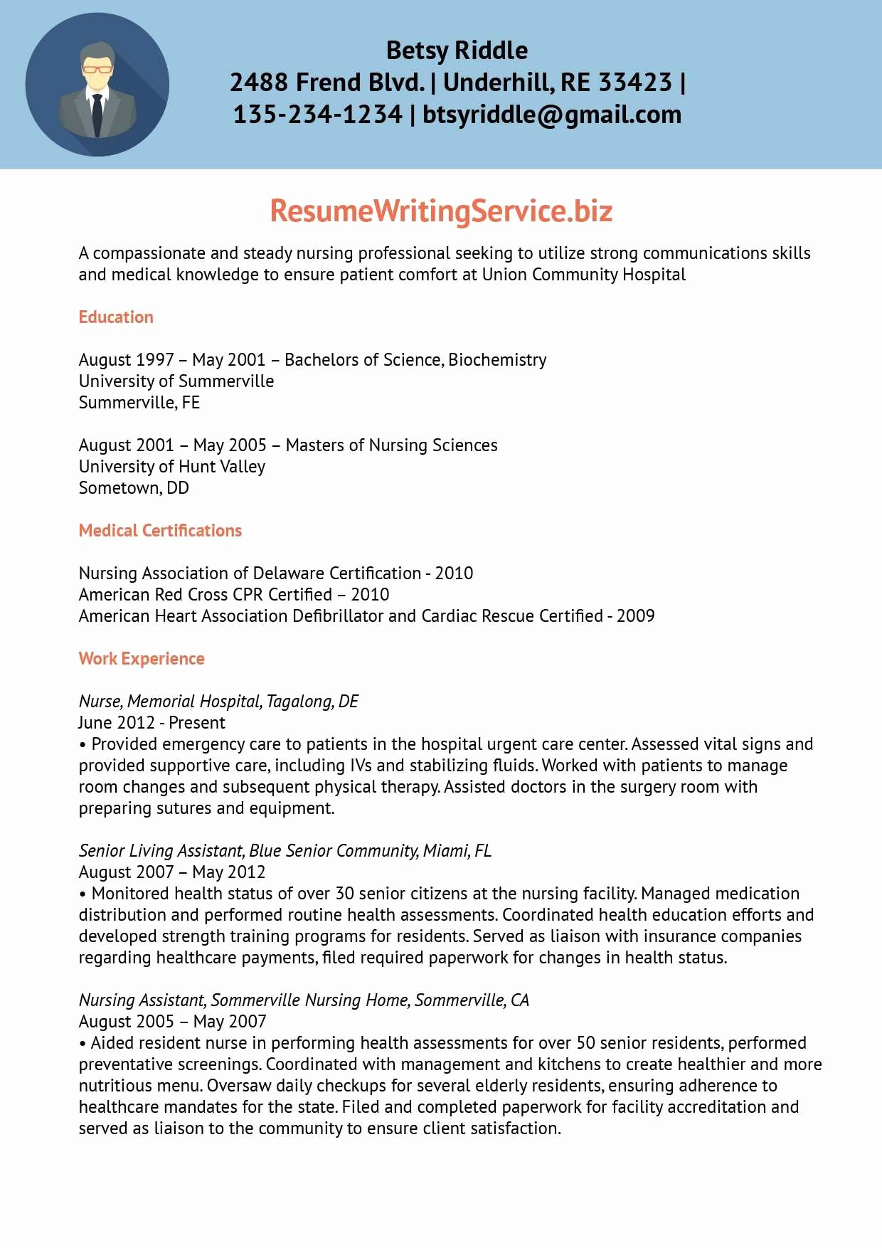 Resume Writing Service Melbourne Resume Ideas Professional