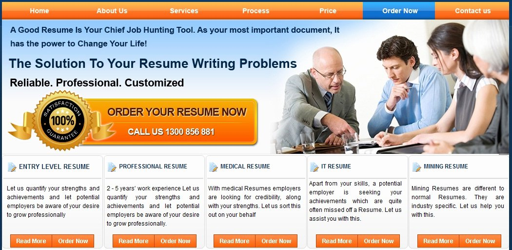 Resume Writing Services Reviews Resume Service Reviews