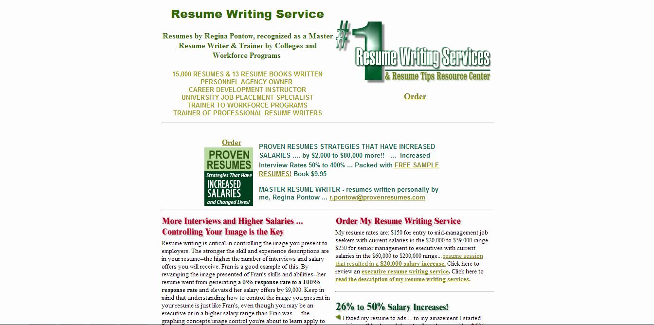 Review Of Free Resume Tips