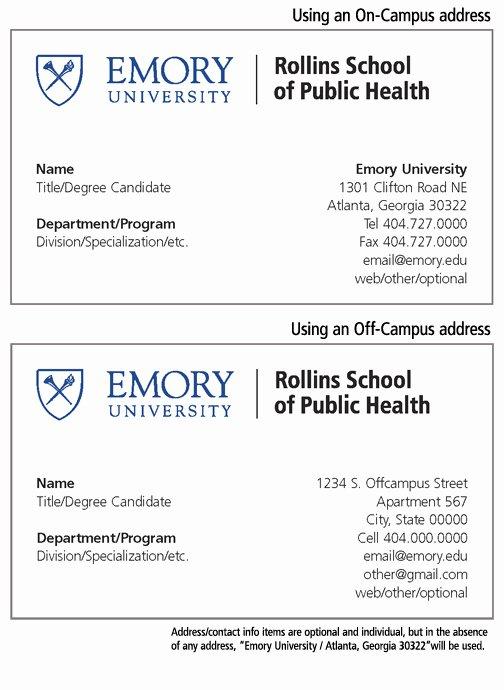 Rollins School Of Public Health