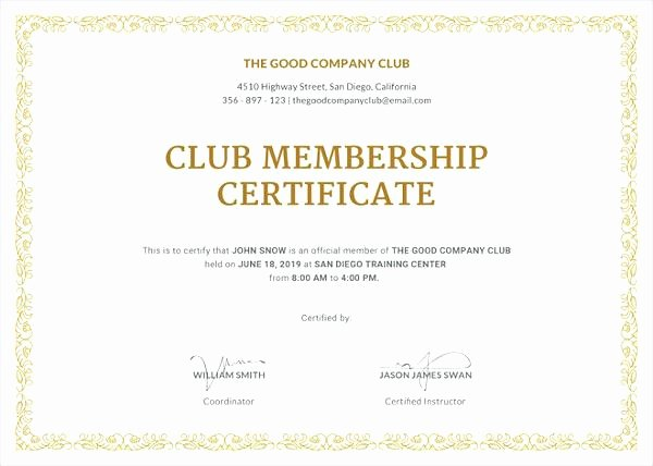 rotary club certificate template membership certificates templates ideas of appreciation guest speaker supp