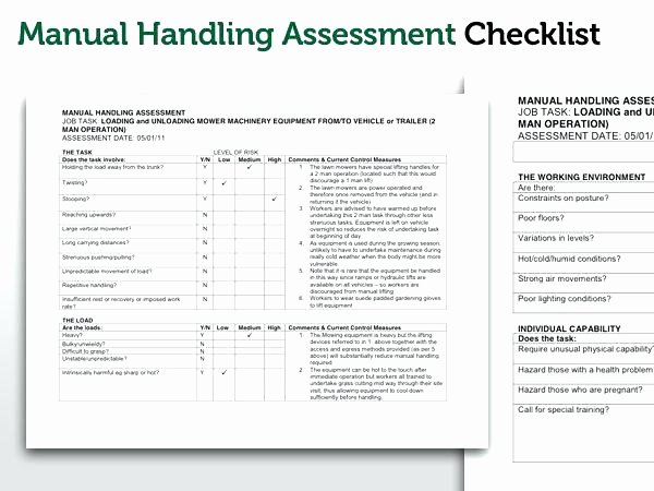 Safety Manual Template Great Safety Manual Template Food