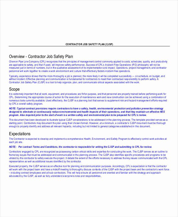 Safety Plan Template for Students School Action Plan