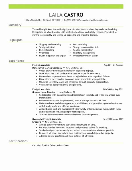 Sales Resume Example F Resume