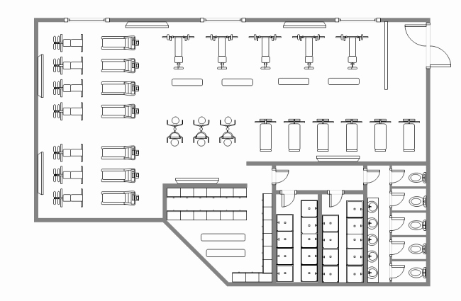Salon Floor Plan Maker Free