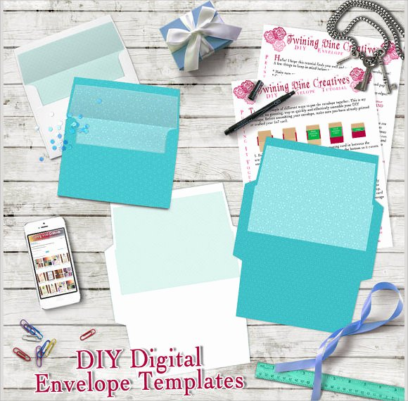 Sample 5x7 Envelope Template 8 Documents In Pdf Word