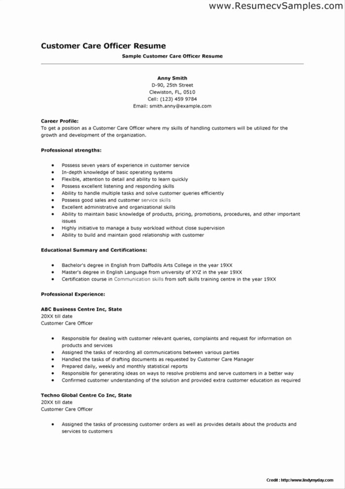 Sample Armed Security Ficer Resume Resume Resume