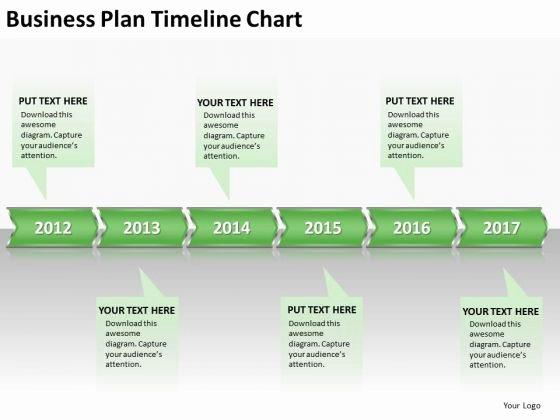 Sample Business Timeline Templates