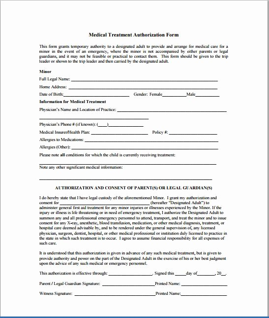 Sample Child Consent forms Templates