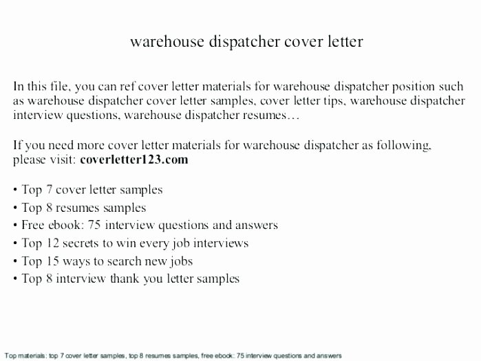 Sample Cover Letter for 911 Dispatcher with No Experience