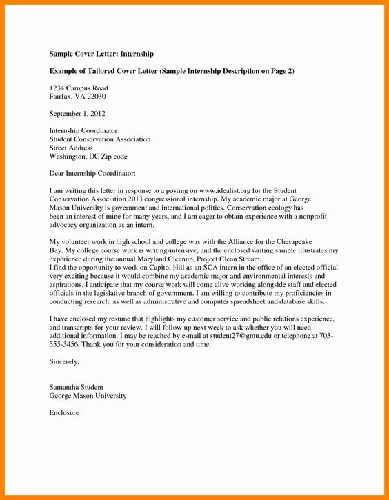 Sample Cover Letter for Non Profit organization