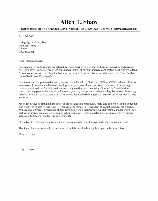 sample cover letter to recruiter agency cover letter examples for employment agency adriangatton free