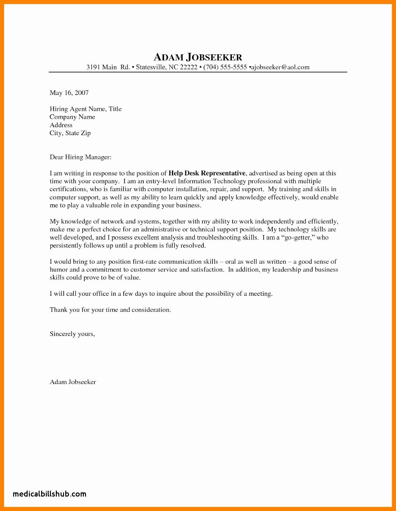 Sample Letter Re Mendation for Medical assistant Job