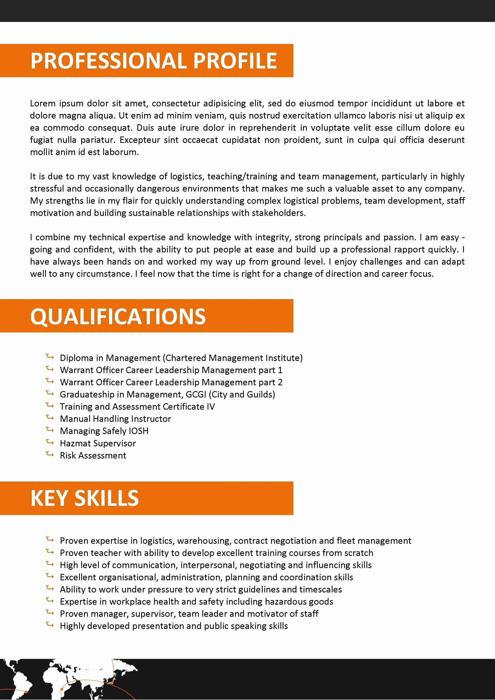 Sample Logistics Coordinator Resume Logistics Resume
