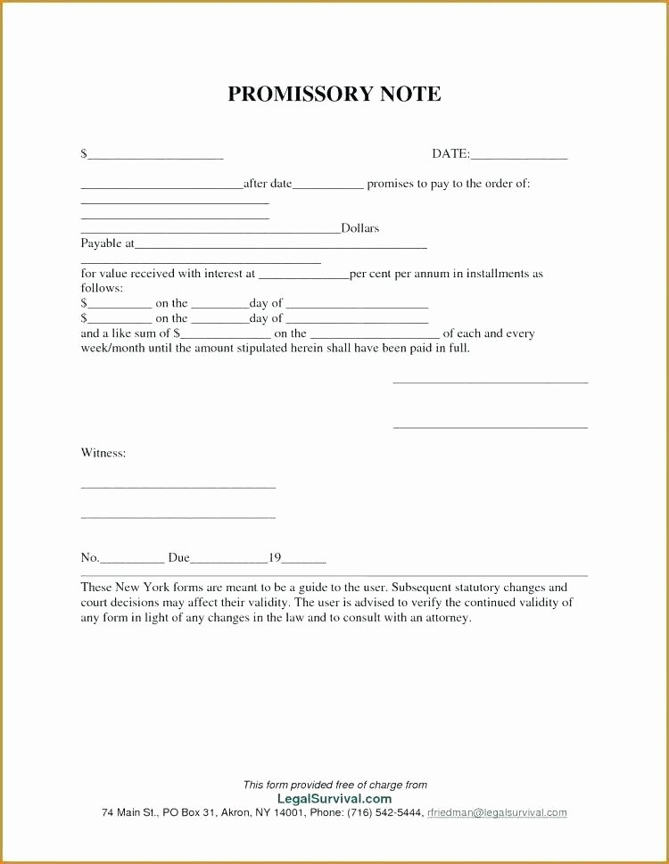 Sample Personal Loan Promissory Note Template Letter for