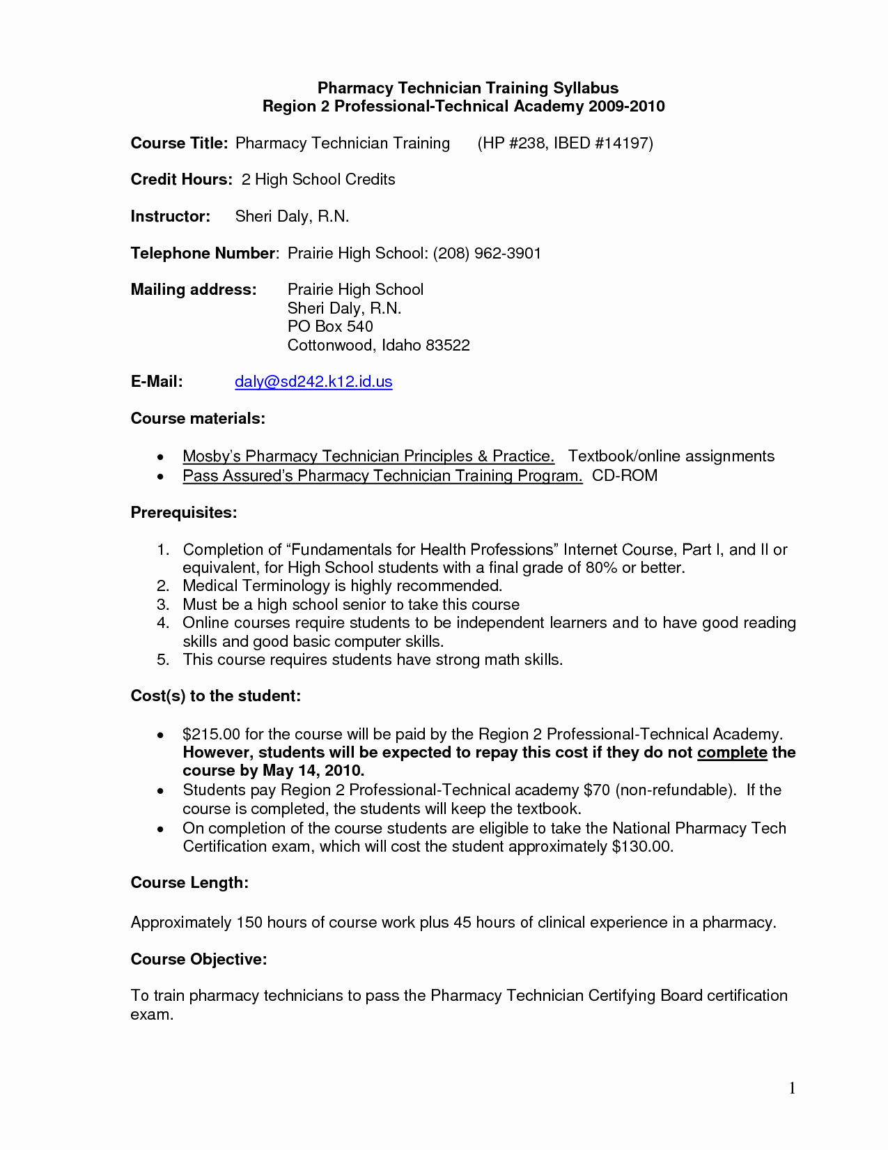 Sample Pharmacy Technician Skills for Resume Bongdaao