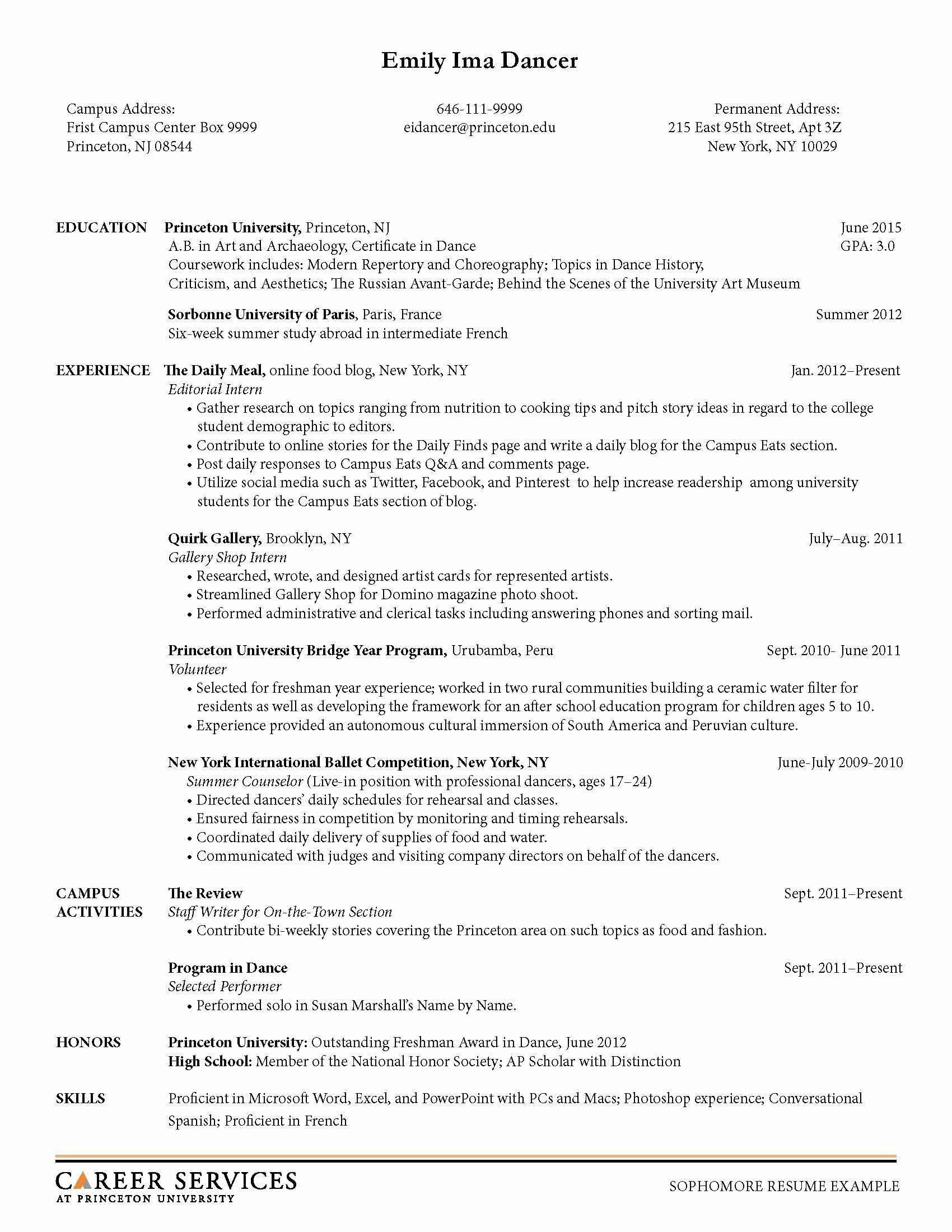 Sample Resume Accounting No Experience Linkedin Resume