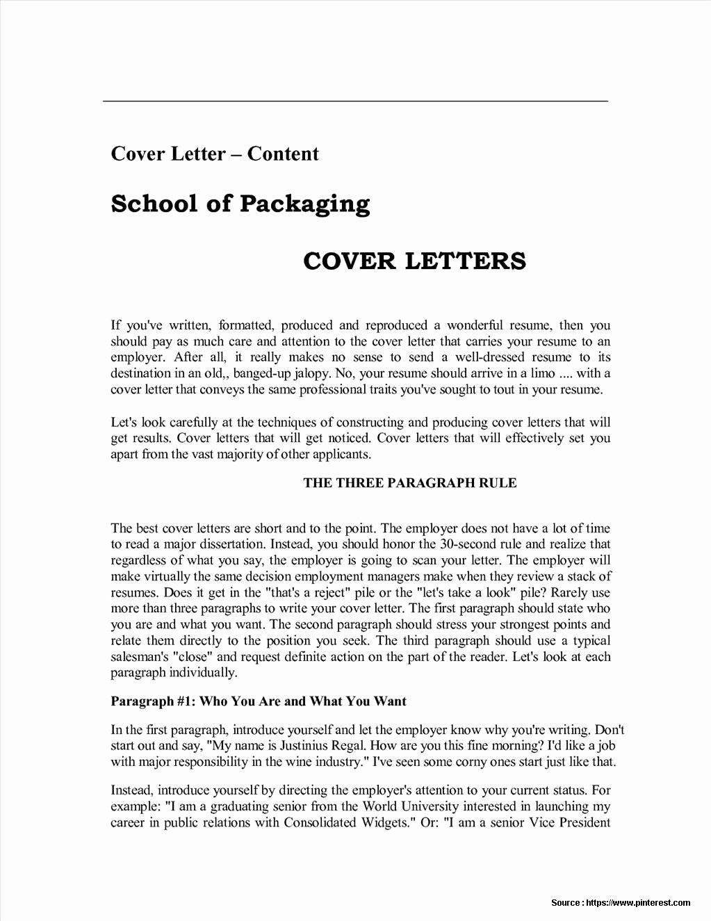 Sample Resume and Cover Letter Pdf Resume Resume