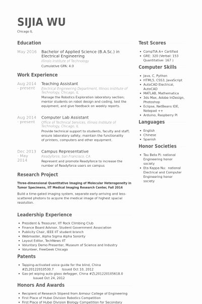 Sample Resume Teacher assistant Best Resume Collection