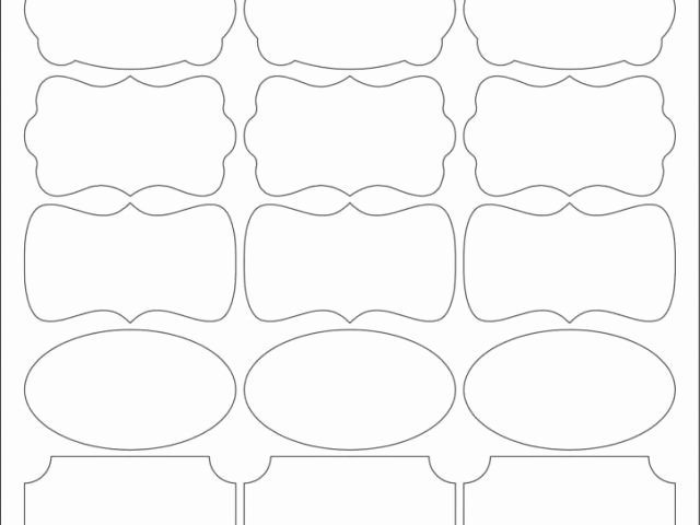 Scentsy 52 Labels Per Sheet Template Prune Spreadsheet