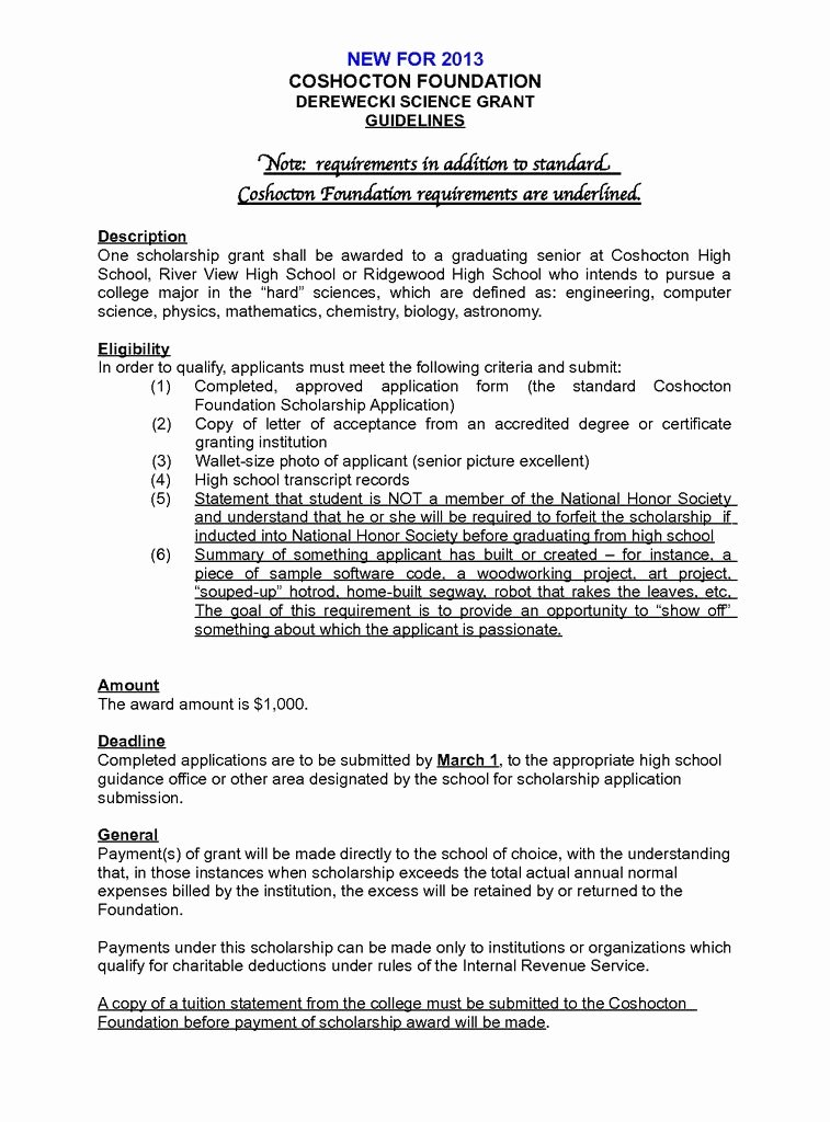 Scholarship Resume Best Resume Collection