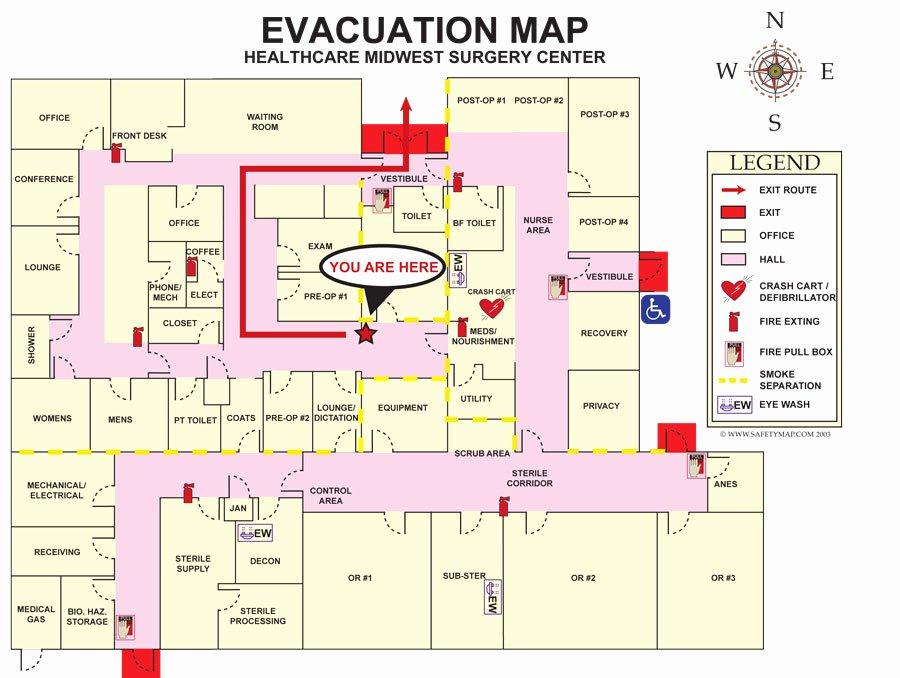 School Emergency Evacuation Plan Template Templates Station