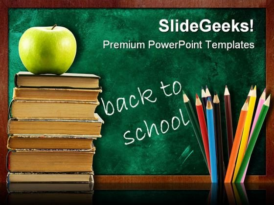 School Powerpoint Templates Free Rebocfo