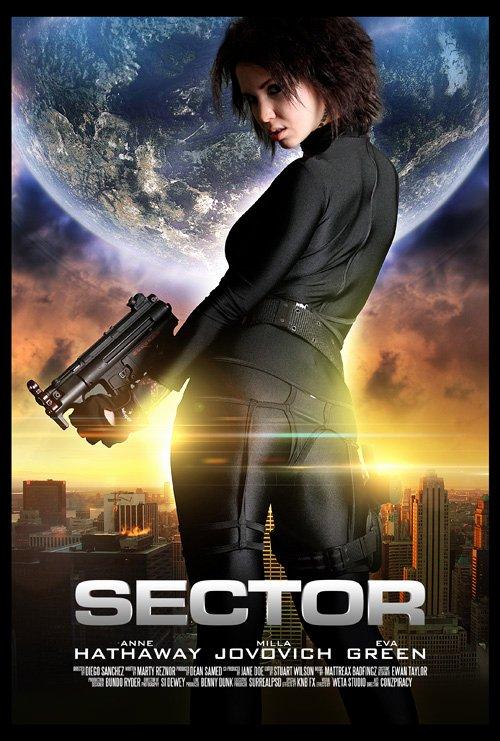 Sci Fi Series Space Vixen Shop Tutorial