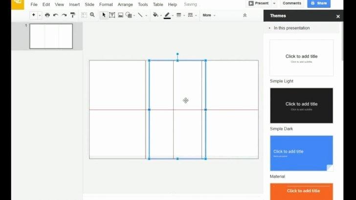 Science Brochure Template Google Docs